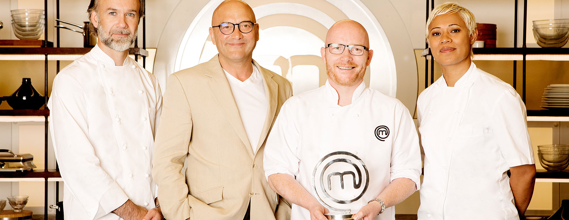 Gary Maclean - Award winning Chef and Winner of MasterChef The Professionals