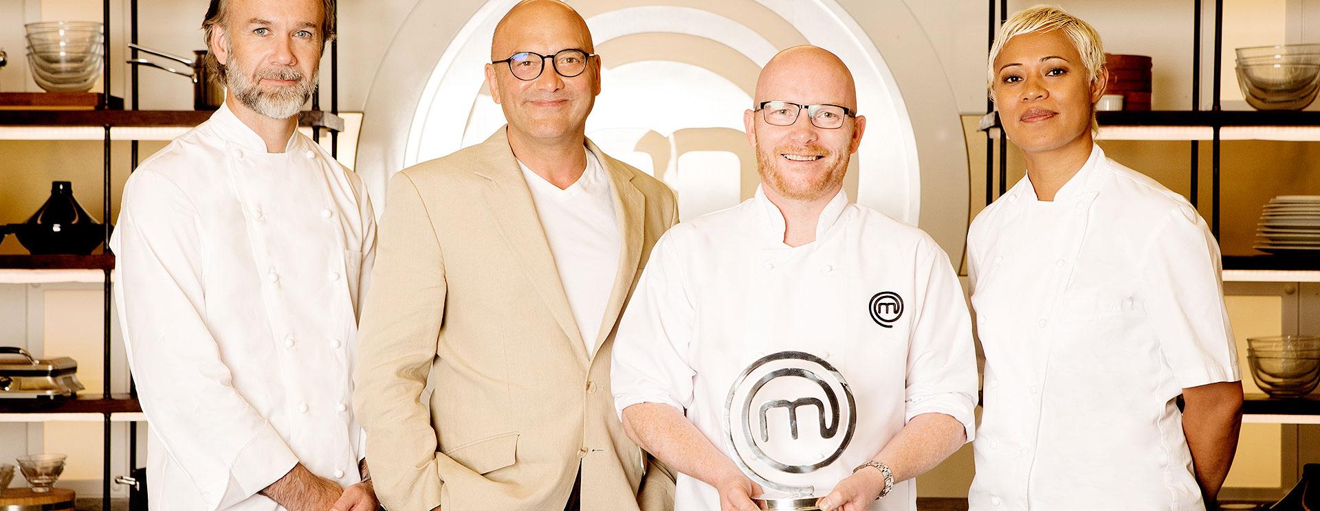 Gary Maclean - Award winning Chef and Winner of MasterChef The Professionals