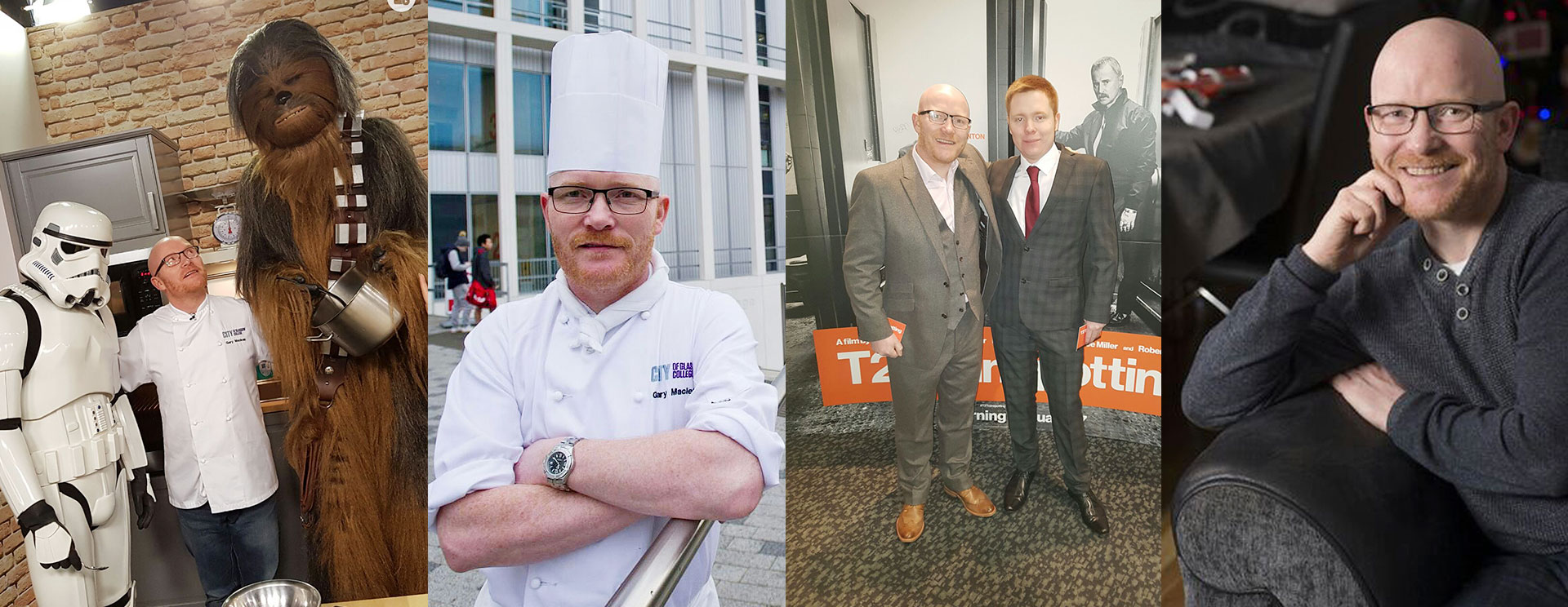 Bookings - Gary Maclean - Winner of MasterChef The Professionals