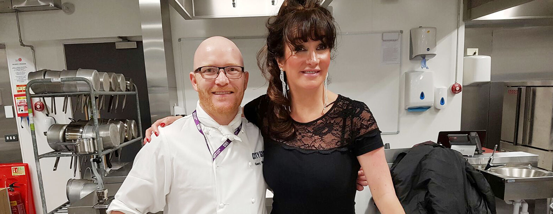 Gary Maclean - Events - Award winning Chef and Winner of MasterChef The Professionals