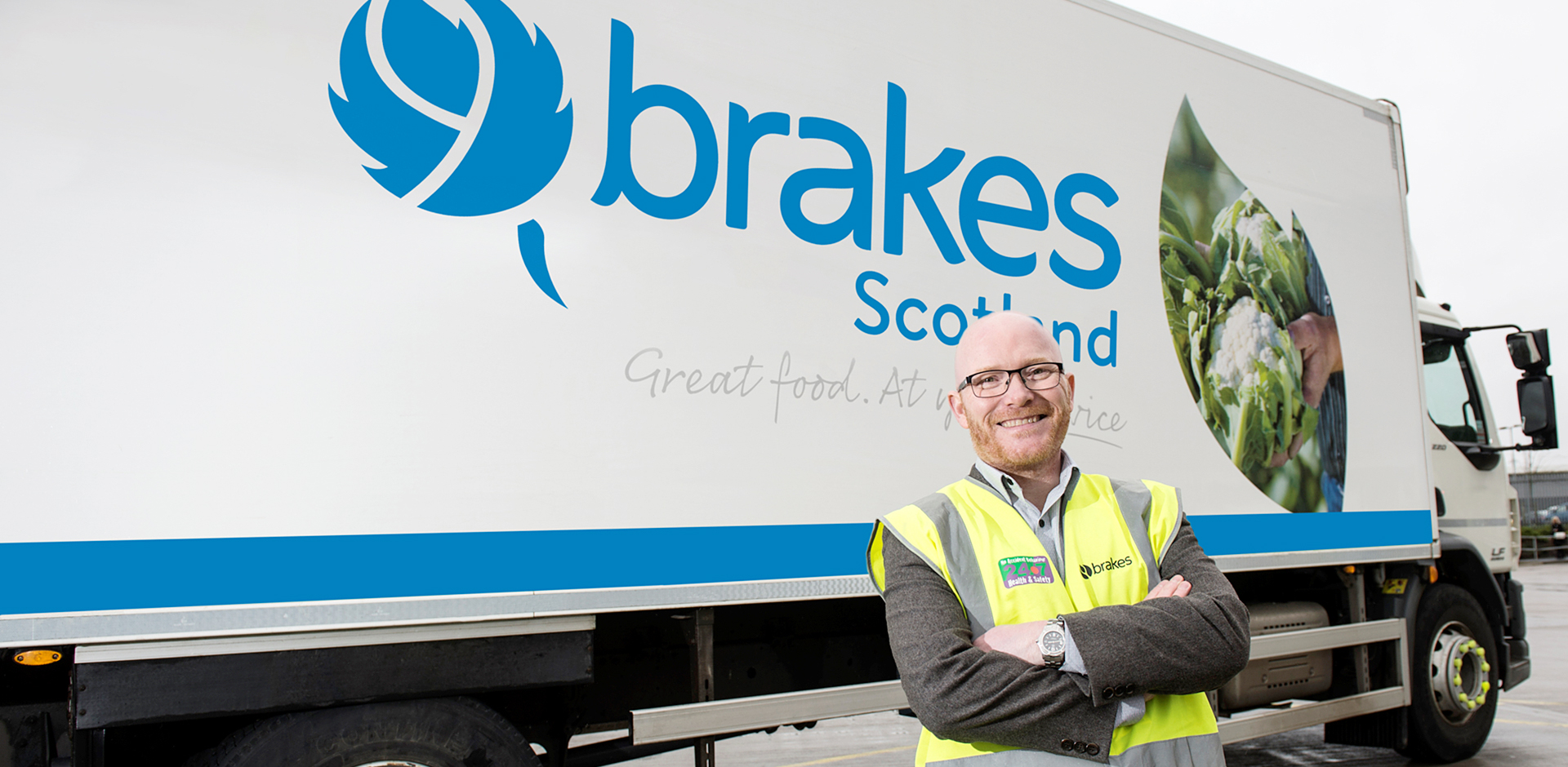 Gary Maclean partners with Brakes Scotland in boost to Scottish offering