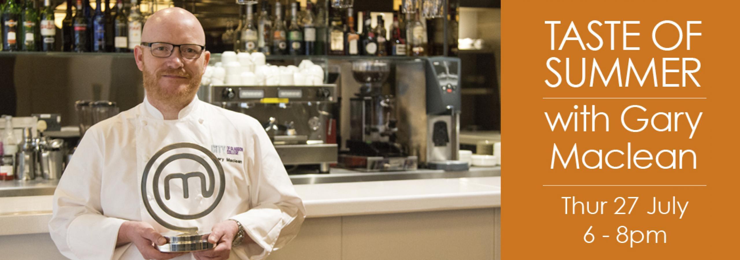 Gary Maclean Chef Masterclass